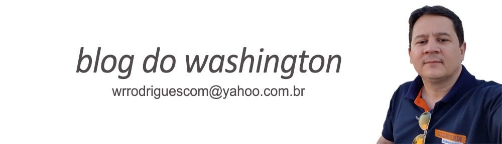 Blog do Washington